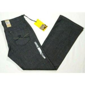 DKNY Women Low Rise Ludlow Bootcut Jeans 2659E1